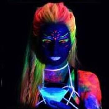 UV-sminke og -effekter