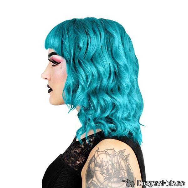 Hårfarge: Thelma Pastel Turquoise -Hermans Amazing