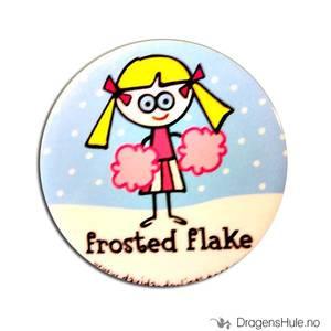 Bilde av Button 37mm: Blöndie: Frosted Flake