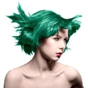 Grønne hårfarger