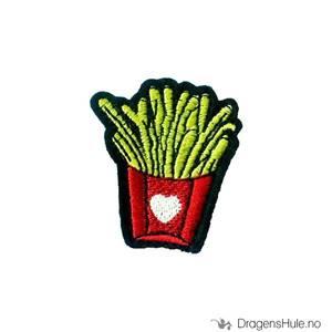 Bilde av Stoffmerke: Pommes Frites