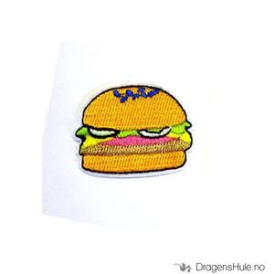 Bilde av Stoffmerke: Hamburger