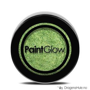 Bilde av Fine Glitter: Holo Green -PaintGlow