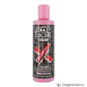 Bilde av Hårpleie: Shampoo RED 250ml -Crazy Color
