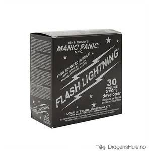 Bilde av Blekemiddel: Manic Panic 30 vol. Bleaching Kit *les info nøye*